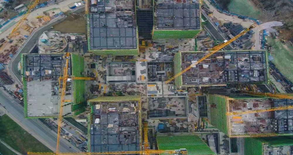 ساخت یک پارک فناوری بزرگ توسط شیائومی در چین