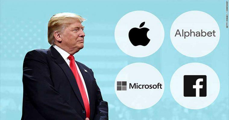 شکست ترامپ در مقابل مایکروسافت