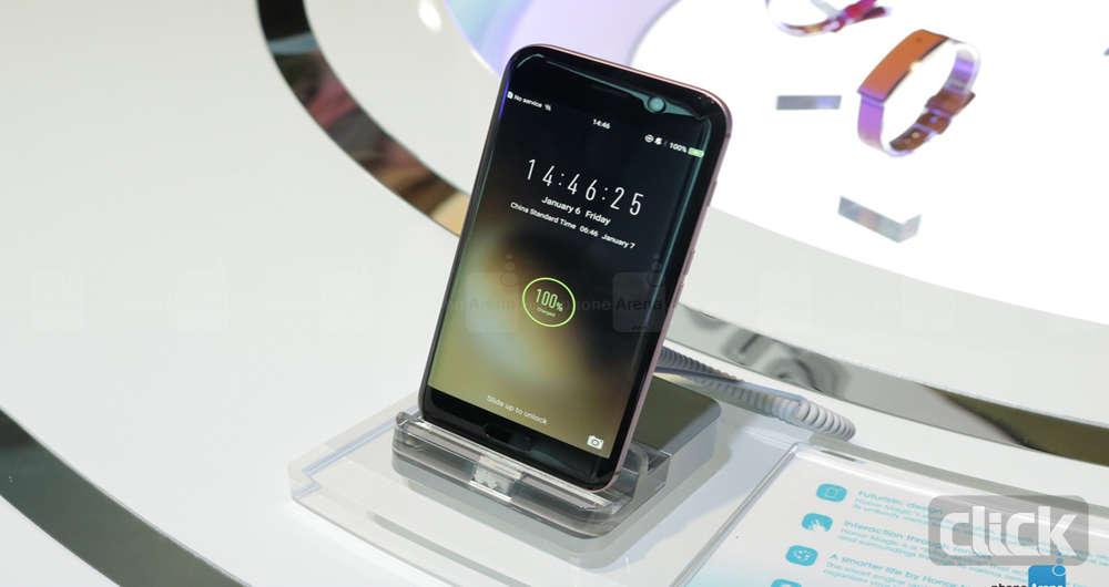 Honor Magic، جادوییترین گوشی هوشمند در CES 2017