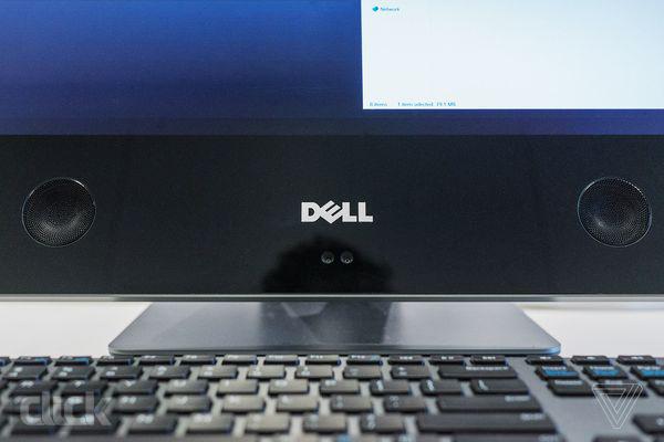 قرارگیری ۱۰ بلندگو در اژدهای رومیزی جدید Dell