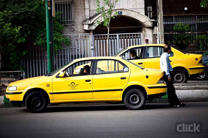تاکسی رانی و اسنپ
