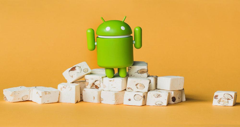 سونی اکسپریا X اولین گوشی غیر گوگلی دریافت کننده اندروید ۷٫۱٫۱