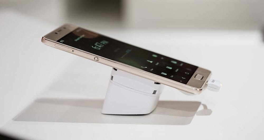 P2 is a powerful phone from Lenovo