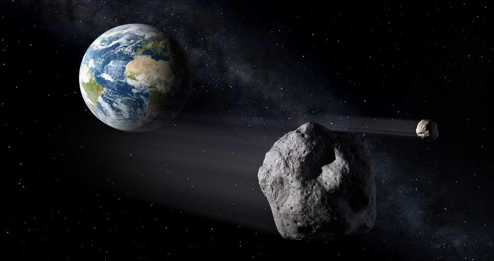 سند کاخ سفید برای مقابله با برخورد سیارک