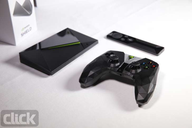 گجت Shield Tv شرکت Nvidia