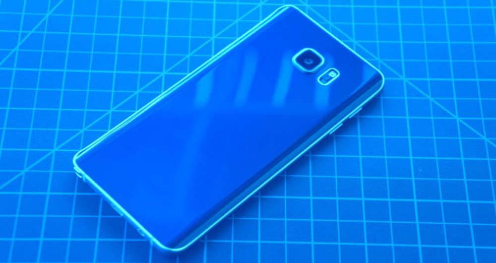 تصاویر لو رفته از قاب گلکسی S8