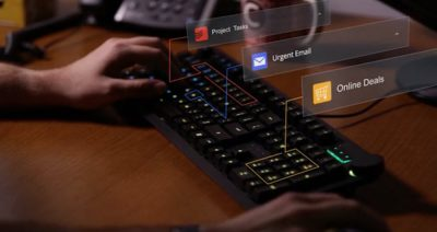 Keyboards surprise will be on display at CES 5q