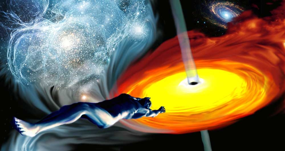 حل تناقض موجود در سیاه چاله ها از طریق روشی جدید
