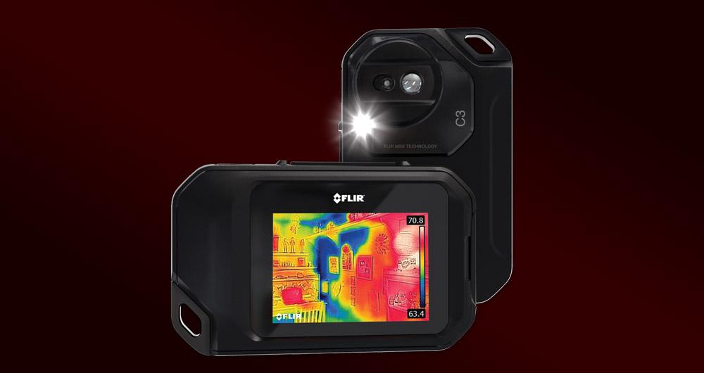 Flir از دوربین های حرارتی قدرتمند و ارزان قیمت خود رونمایی کرد