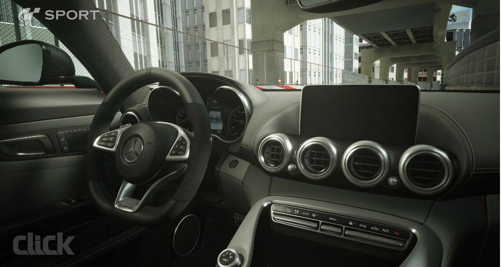 مدل سازی نمای داخلی خودرو در Gran Turismo Sport بسیار نفیس است
