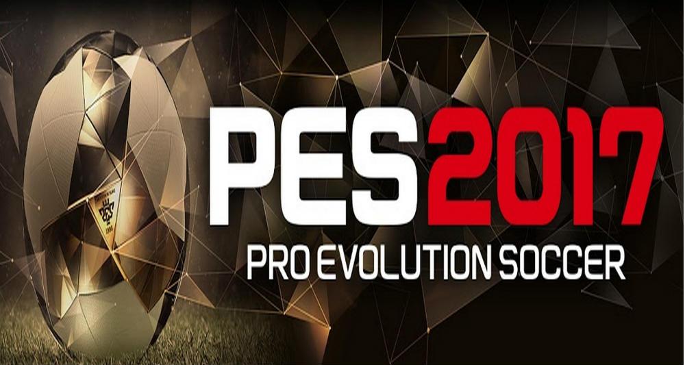 PES 2017 Title Pic