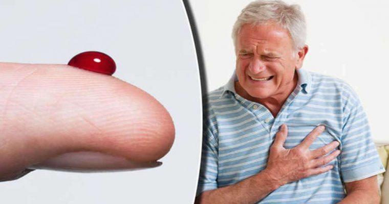 پبش بینی سکته قلبی تنها با آزمایش خون