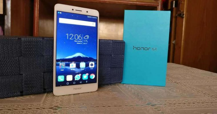 گوشی هوآوی Honor 6X