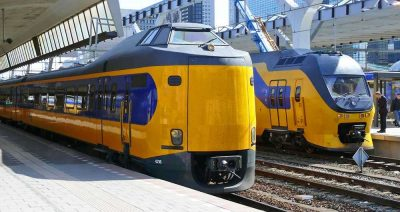 قطارهای برقی هلند