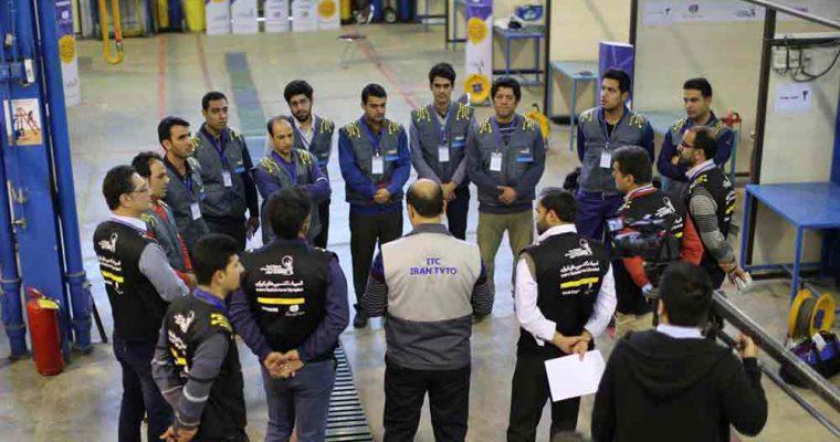 المپیاد تکنسینهای ایران