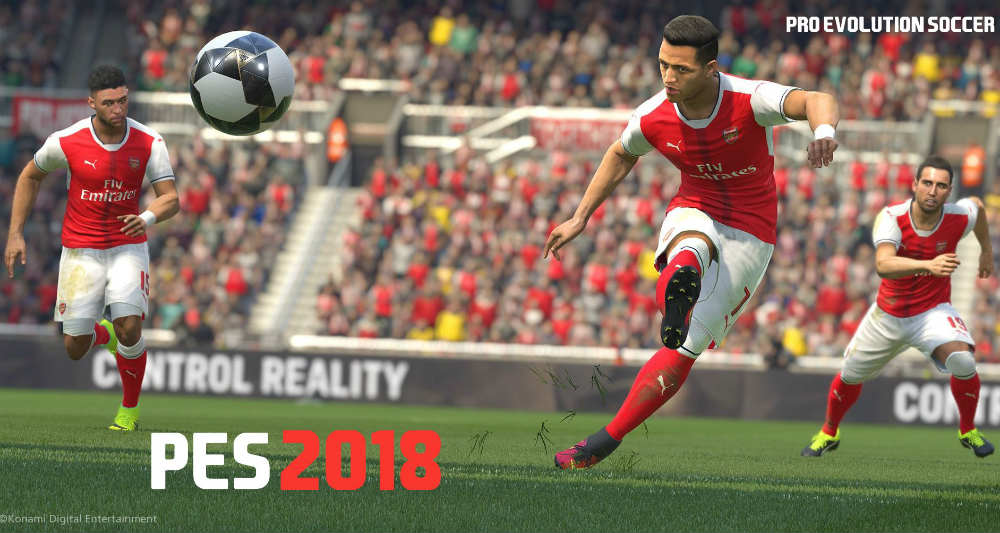 انتظارات بازی بازان از بازی PES 2018