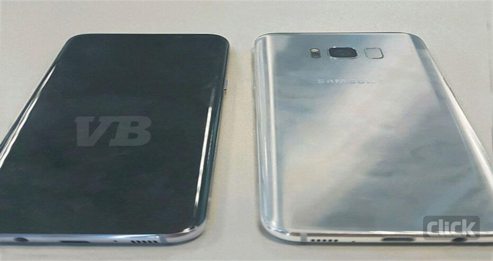 مشخصات اصلی سامسونگ گلکسی S8 لو رفت
