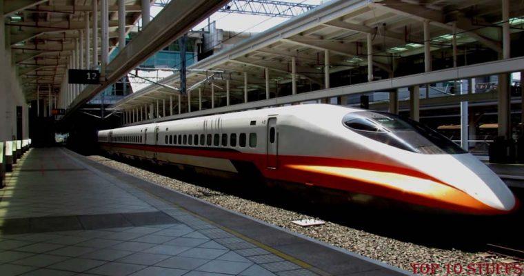 قطار مافوق صوت کره جنوبی