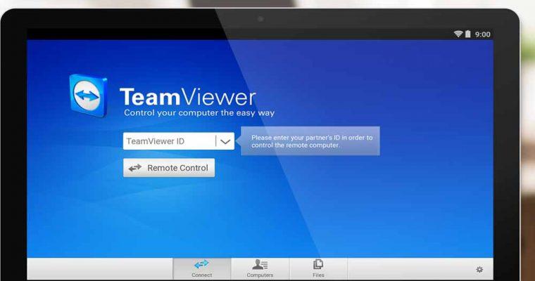 دانلود teamviewer12