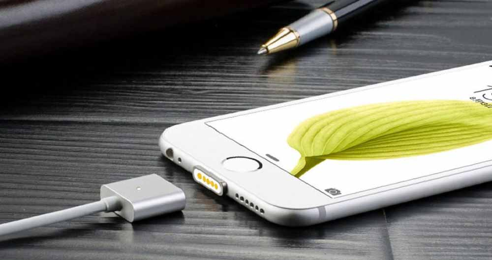 شارژ کردن آیفون سادهتر از همیشه با شارژر مغناطیسی