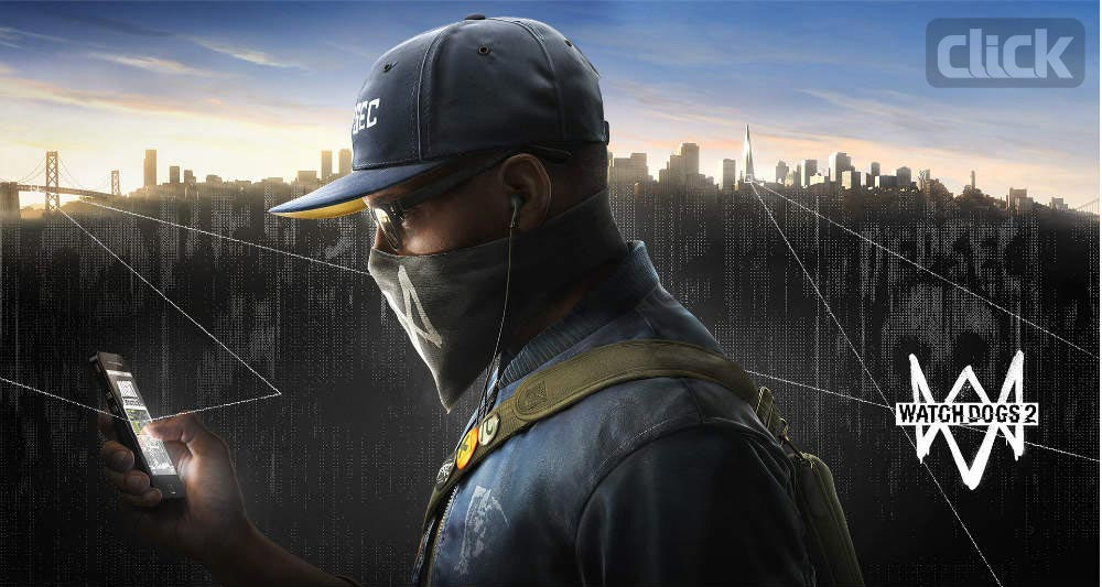 Watch Dogs 2 Watermark