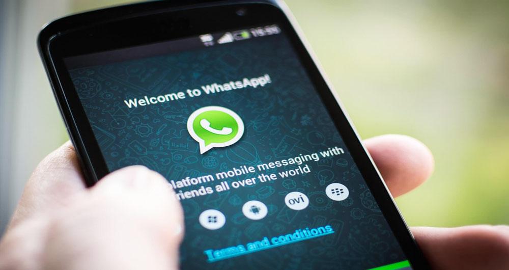 جا به جایی رکورد ارسال پیام تبریک توسط واتس اپ با ۶۳ میلیارد پیام