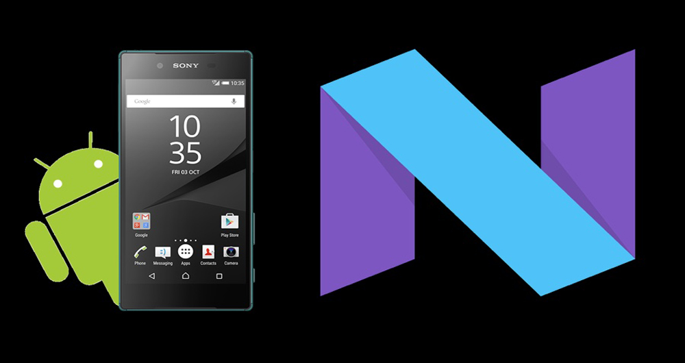 مشکل اندروید نوقا 7.0 بر روی برخی از گوشی های هوشمند سونی