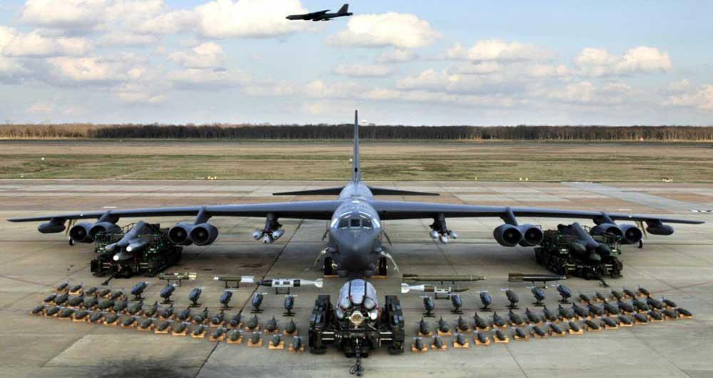 هواپیماهای ارتش امریکا