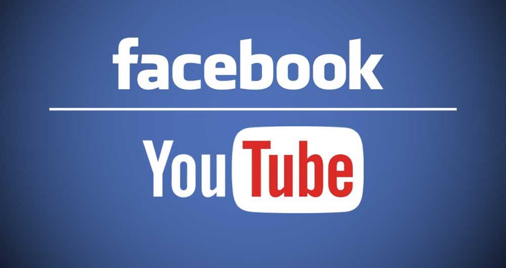 آغاز جنگ فیسبوک با یوتیوب از طریق پرداخت پول به کاربران