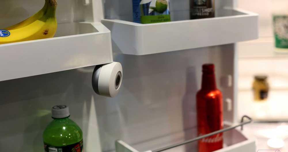 دوربین یخچال