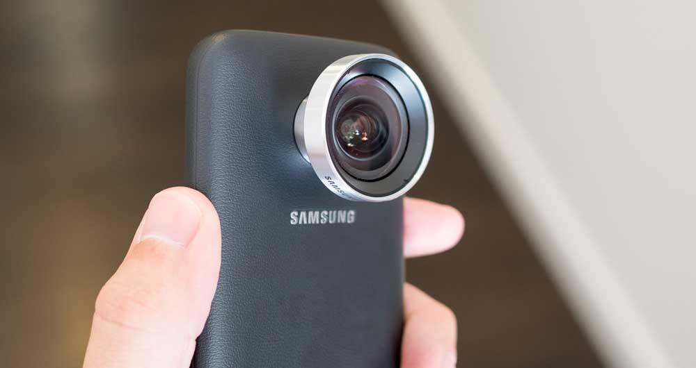 ۵ قابلیت جدید باز طراحی اپلیکیشن دوربین گلکسی S7 در اندروید ۷
