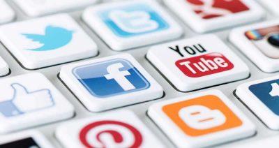 انواع مختلف شبکه های اجتماعی