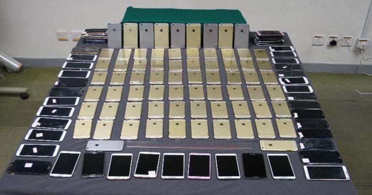 پشت پرده قاچاق بزرگ گوشی های آیفون به کشور