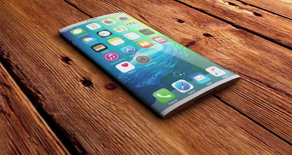 صفحه نمایش آیفون ۸ قابل انعطاف خواهد بود؟