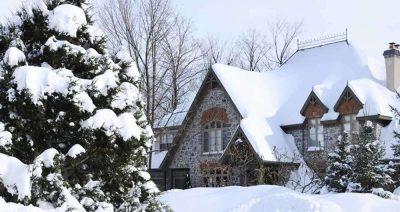 گرمایش منازل در فصل زمستان
