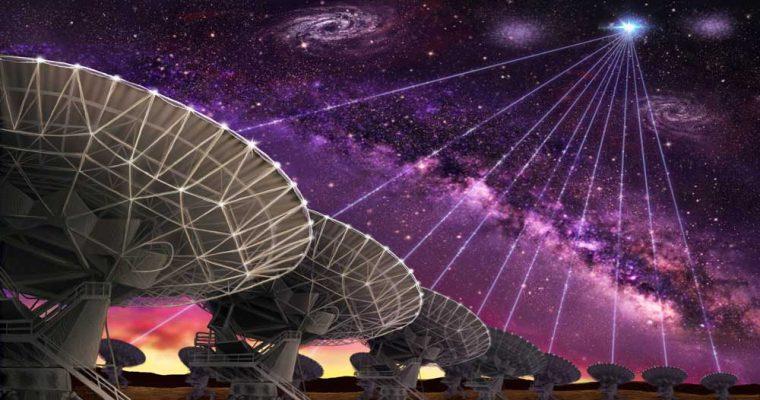 آرایه تلسکوپی بزرگ