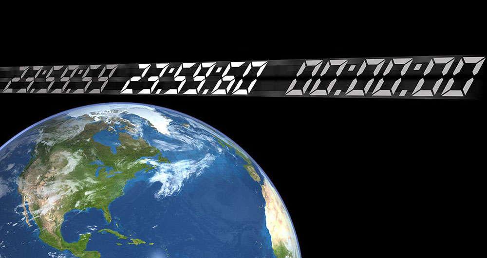 سال 2016 در مقایسه با سال پیش 1 ثانیه طولانی تر بود!