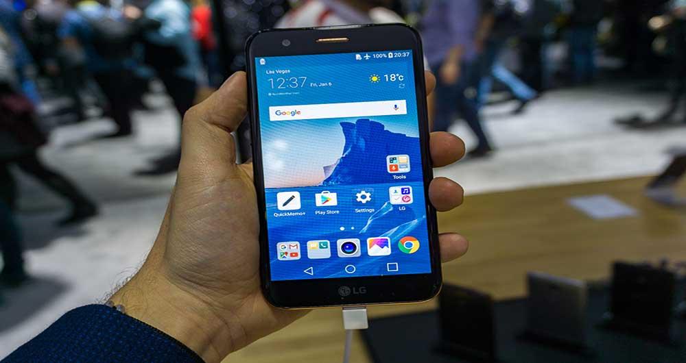 گوشی ال جی K10 ماه آینده عرضه خواهد شد