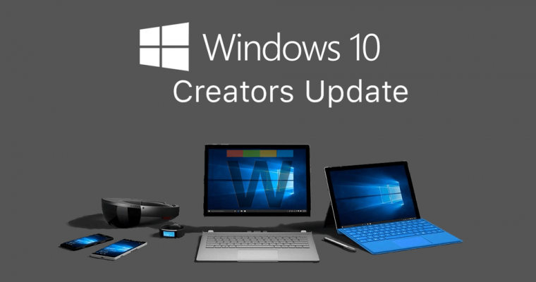 مایکروسافت Windows 10 Creators Update