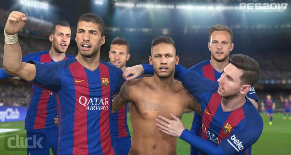 PES 2017 Barcelona PIC