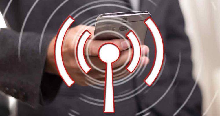 تبدیل گوشی اندرویدی به فلش درایو وایرلس