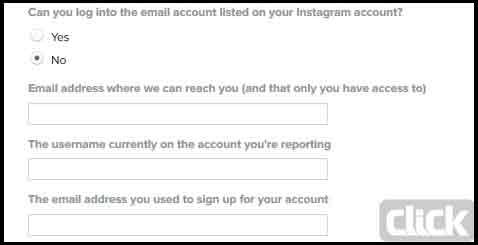 روش گزارش هک اکانت اینستاگرام