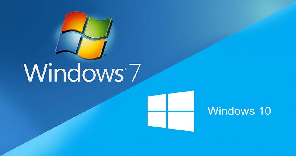 بالاخره کاربران ویندوز ۱۰ از کاربران ویندوز ۷ پیشی گرفتند