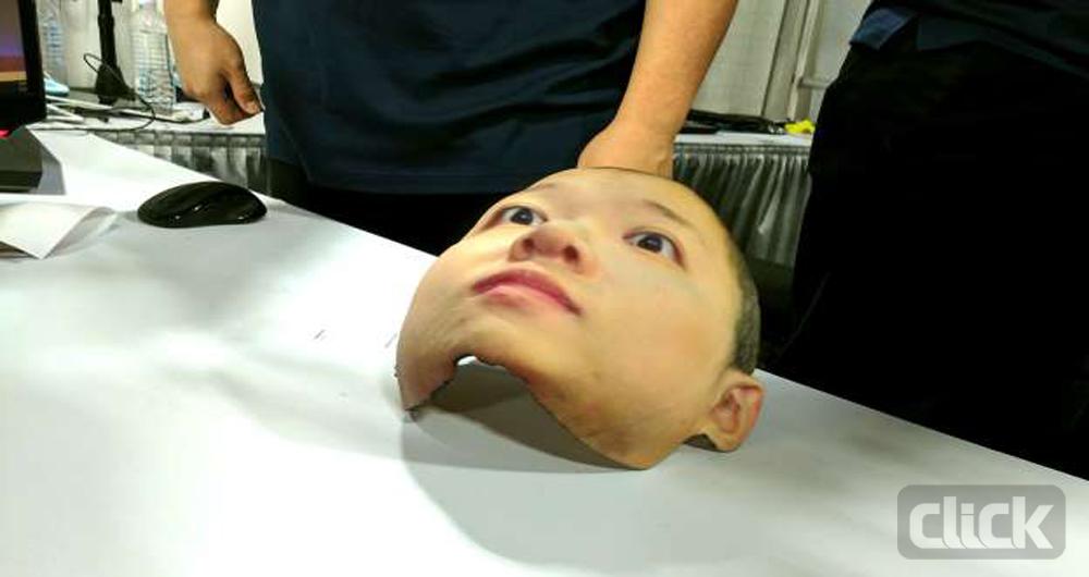 ماسک های سه بعدی با کیفیت اسکن صورت با دقت بالا ؛ورود به دنیایی جدید