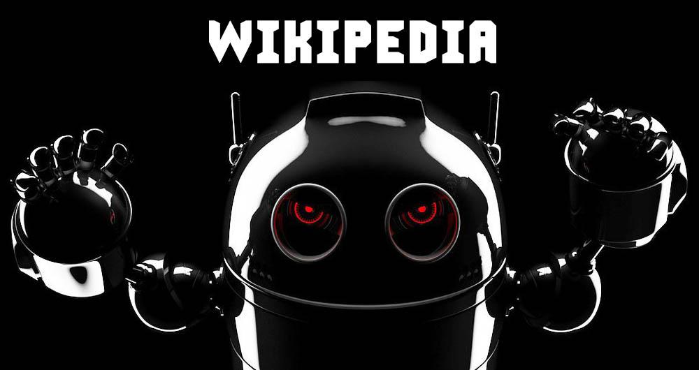 نبرد سهمگین و مخفیانه ربات های ویکی پدیا برای ویرایش مقالات!