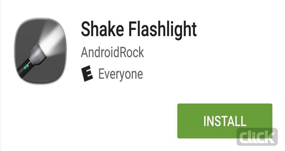 اپلیکیشن هایی برای آسانتر روشن کردن چراغقوه گوشی هوشمند