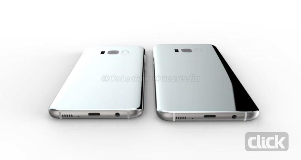 تصاویر رندر شده جدید از سامسونگ گلکسی S8