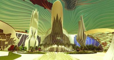 پروژه امارات متحده عربی برای ساخت شهری در مریخ