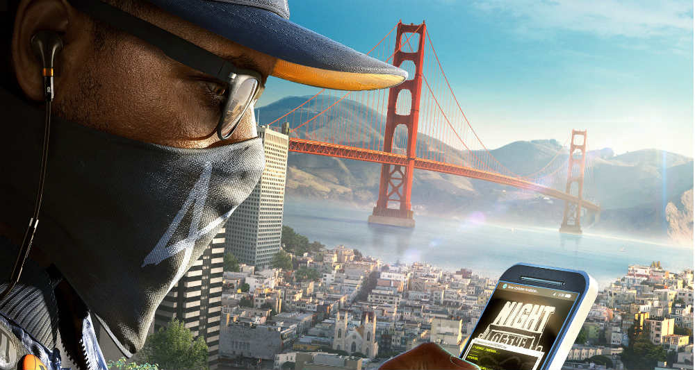 Watch Dogs 2 Original PIC