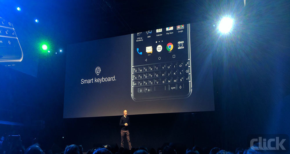 KeyOne، آخرین گوشی اندرویدی مجهز به صفحه کلید فیزیکی